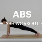 Abs workout 2 para un vientre plano