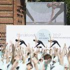 Vídeo del 6º Free Yoga by Oysho en Barcelona, con sol y buen humor