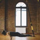 Yoga TRX: yoga con entrenamiento en suspensión