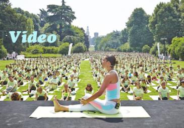 Free Yoga Milano