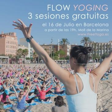 tarde flow yoging