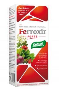 Ferroxir Forte de Santiveri